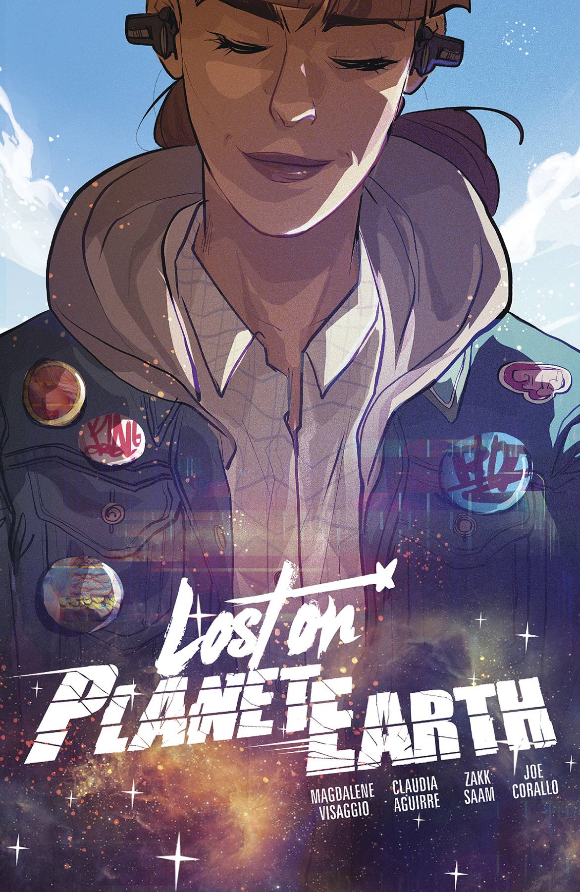 LOST ON PLANET EARTH TP 01