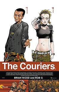 COURIERS GN 01