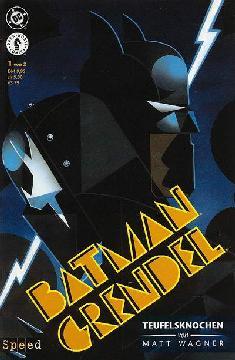BATMAN GRENDEL II (1-2)