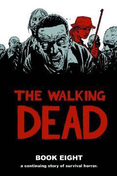 WALKING DEAD HC 08