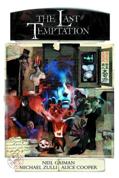 NEIL GAIMAN THE LAST TEMPTATION HC
