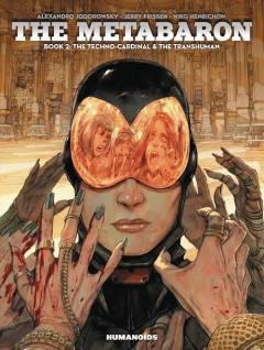 METABARON HC 02 TECHNO CARDINAL AND TRANSHUMAN