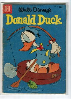 WALT DISNEYS DONALD DUCK (Dell)
