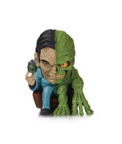 DC ARTISTS ALLEY TWO FACE BY GROMAN VINYL FIG