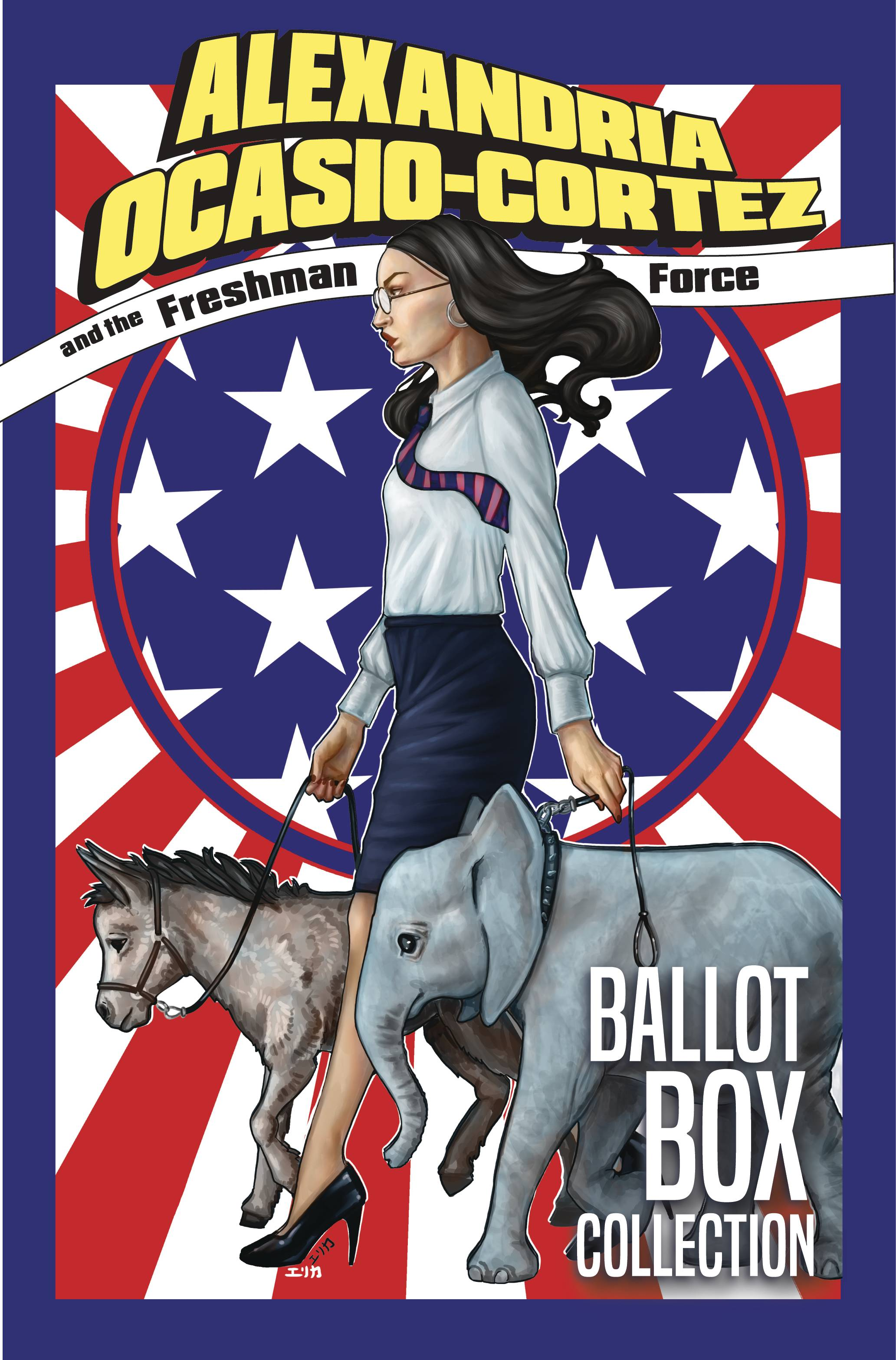 AOC AND FRESHMAN FORCE BALLOT BOX COLL TP