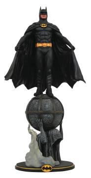 DC GALLERY BATMAN 1989 MOVIE PVC STATUE