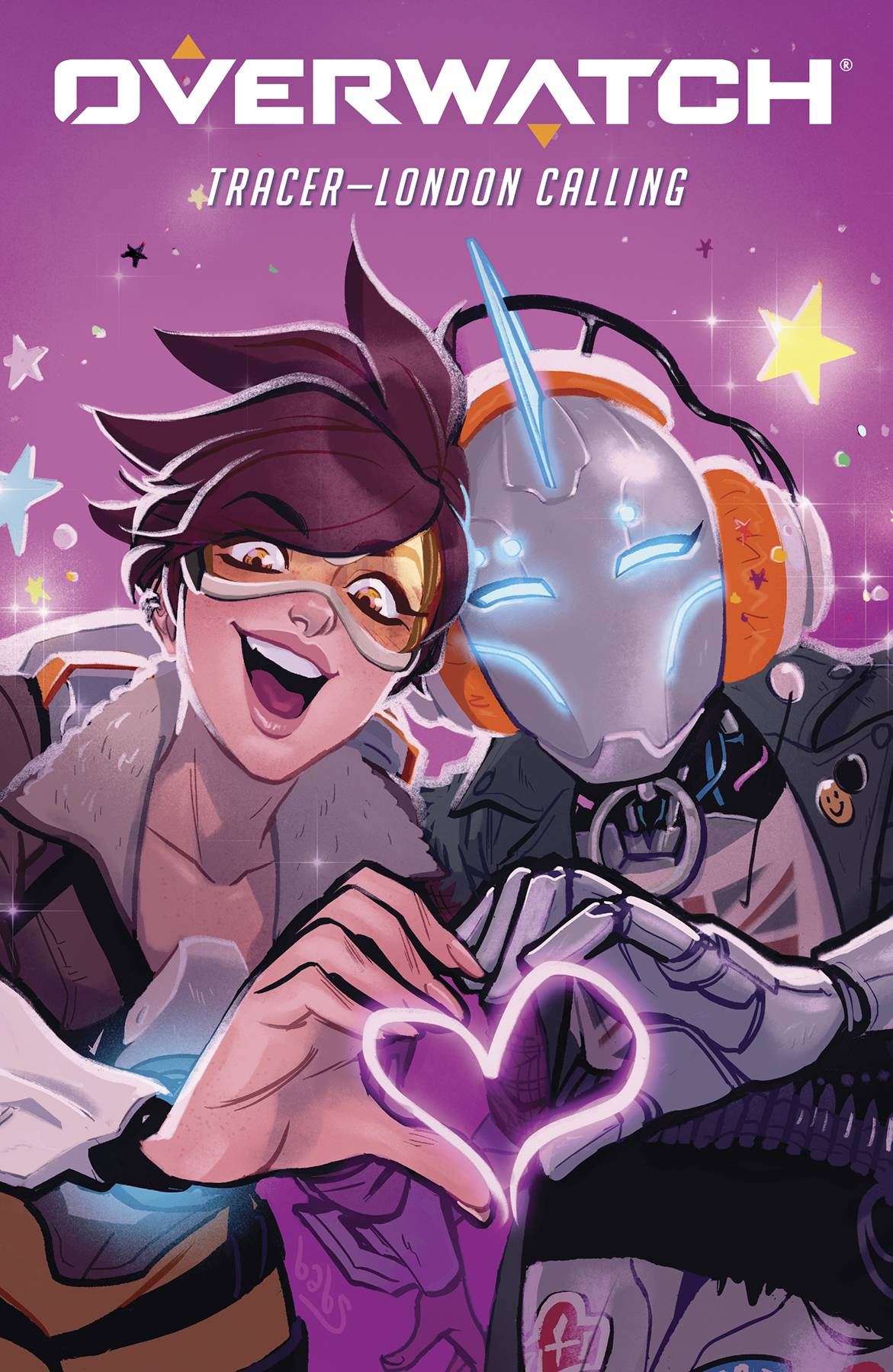 OVERWATCH TRACER LONDON CALLING