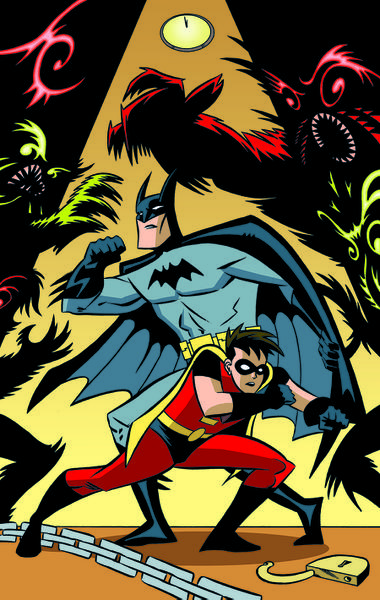 BATMAN ADVENTURES ROBIN THE BOY WONDER TP