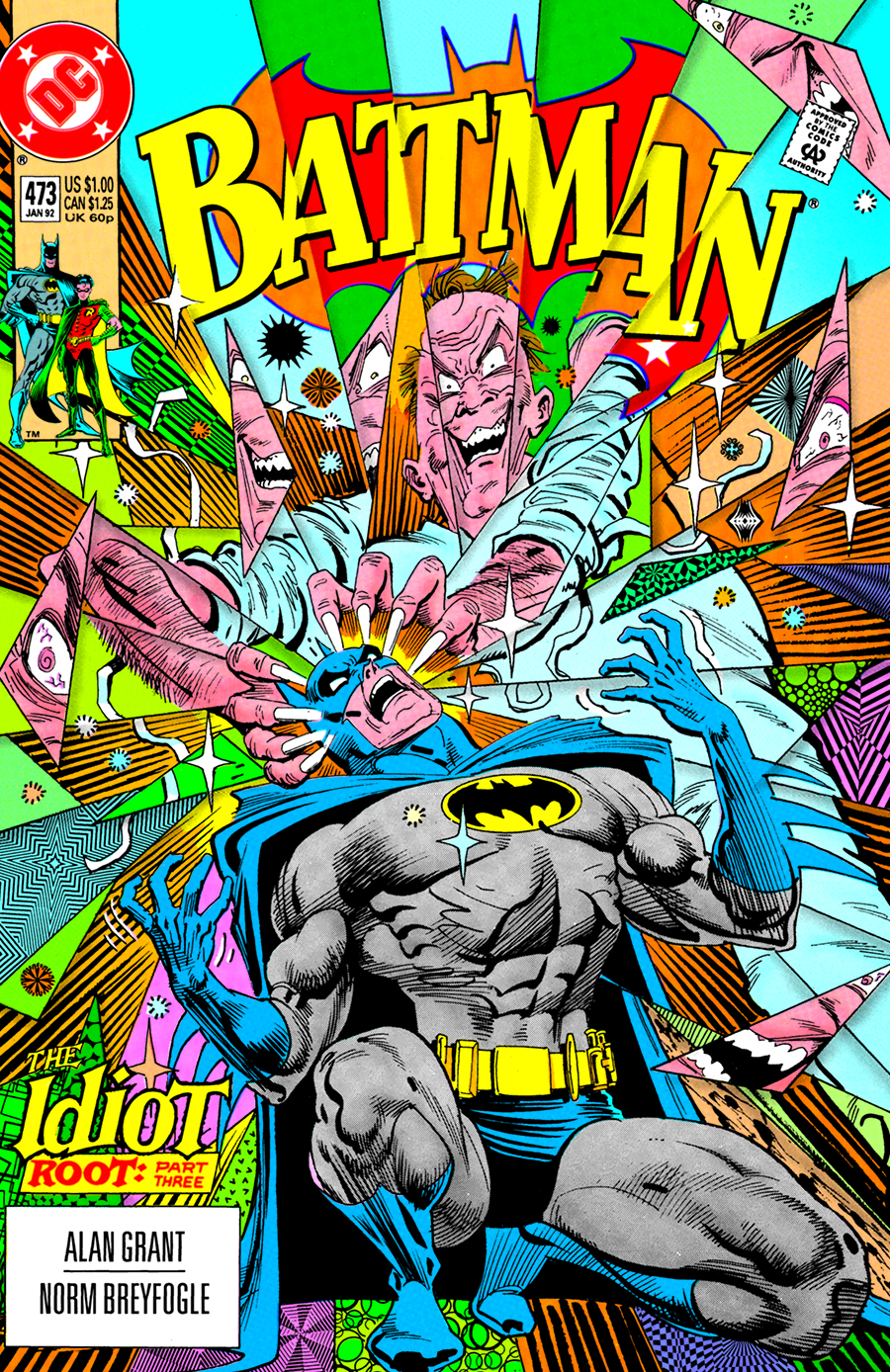 BATMAN THE CAPED CRUSADER TP 05