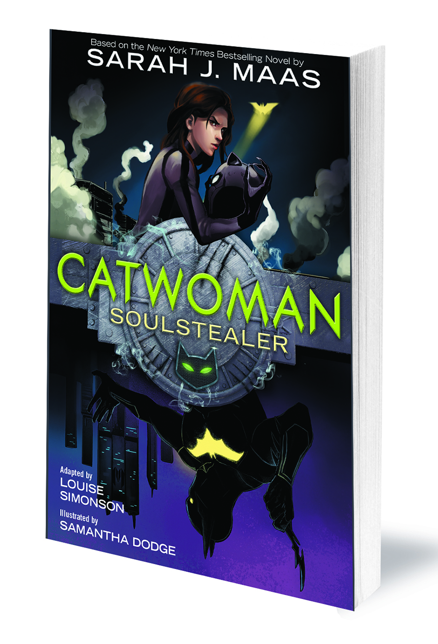 CATWOMAN SOULSTEALER TP