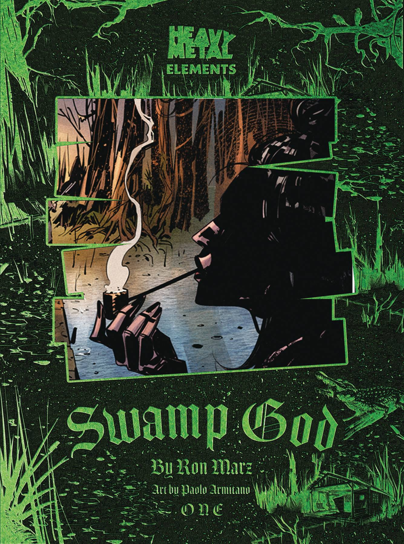SWAMP GOD