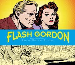 FLASH GORDON DAILIES HC 08 RADIUM MINES OF ELECTRA