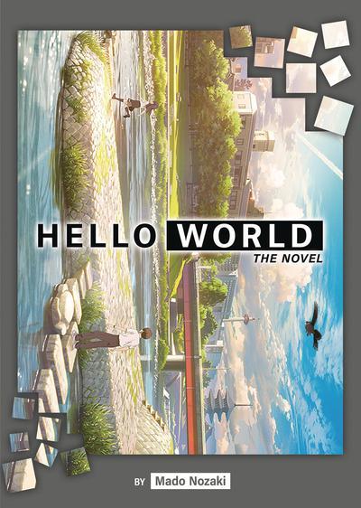 HELLO WORLD LIGHT NOVEL SC