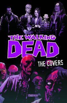WALKING DEAD COVERS HC 01