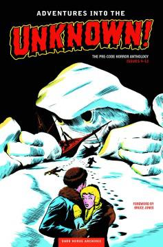 ADVENTURES INTO THE UNKNOWN ARCHIVES HC 03
