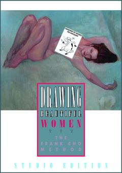 DRAWING BEAUTIFUL WOMEN FRANK CHO METHOD STUDIO ED HC