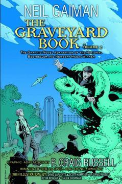 NEIL GAIMAN GRAVEYARD BOOK TP 02