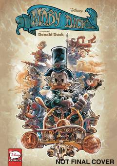 DISNEY CLASSICS MOBY DICK STARRING DONALD DUCK