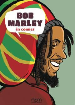 BOB MARLEY IN COMICS HC