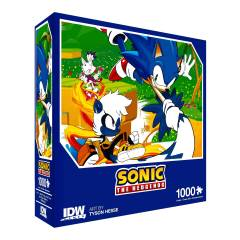 SONIC THE HEDGEHOG TOO SLOW PREMIUM PUZZLE