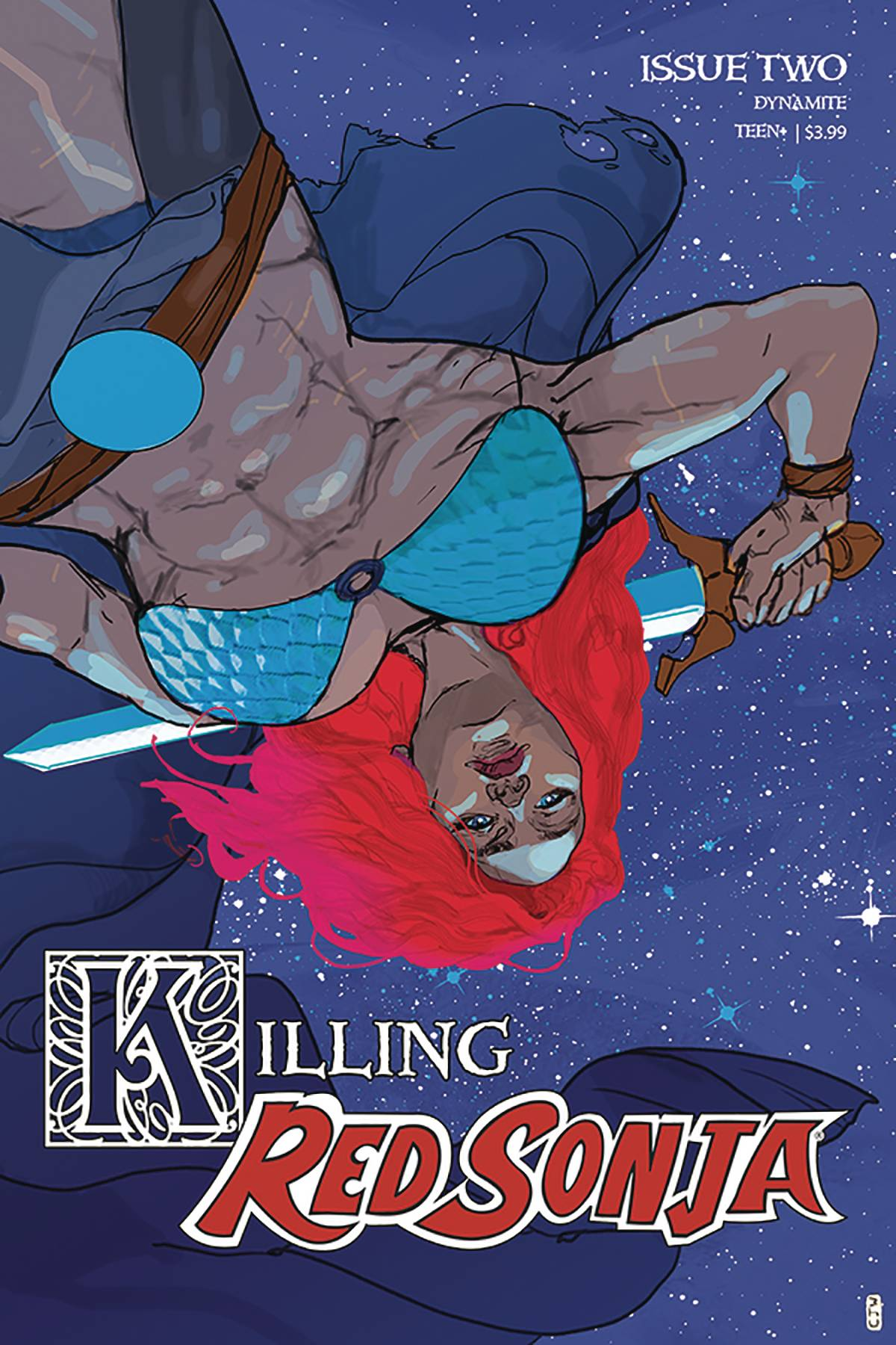 KILLING RED SONJA