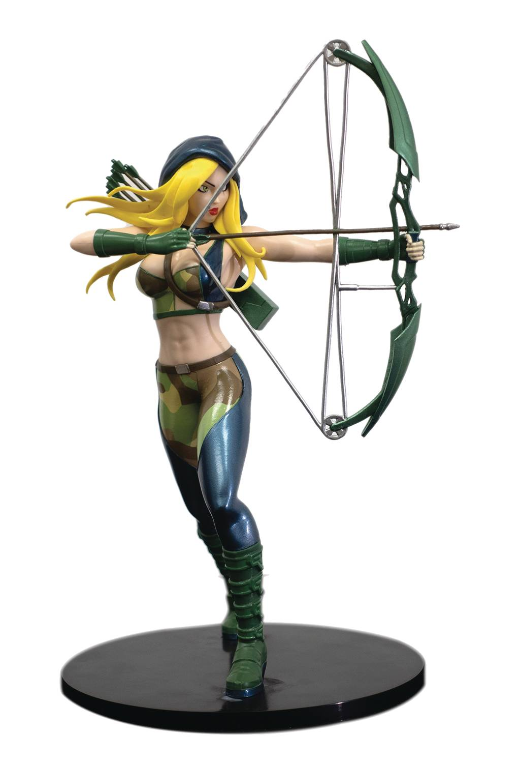 GRIMM FAIRY TALES ROBYN HOOD BISHOUJO STYLE STATUE