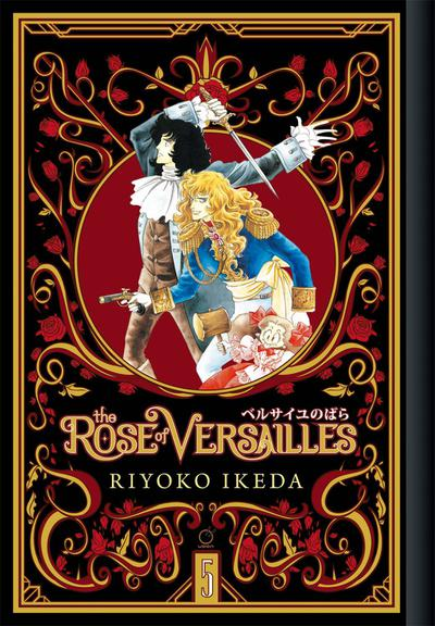 ROSE OF VERSAILLES GN 05