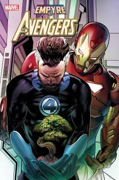 EMPYRE AFTERMATH AVENGERS