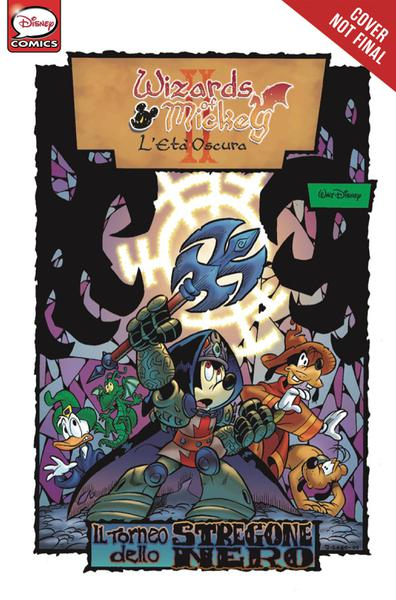 WIZARDS OF MICKEY GN 02