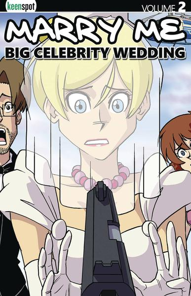 MARRY ME HC 02 BIG CELEBRITY WEDDING