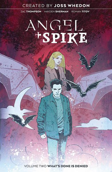 ANGEL & SPIKE TP 02