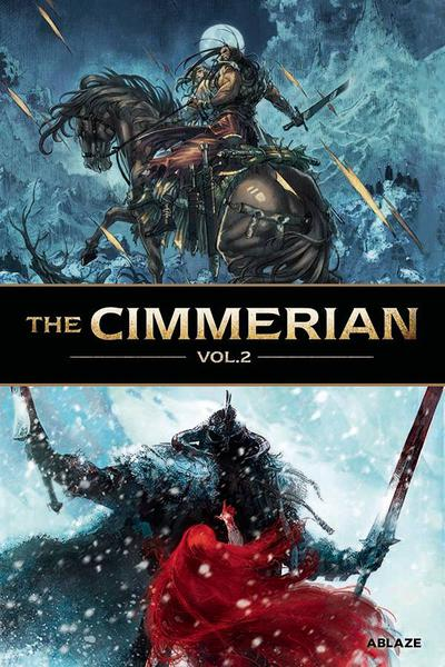 CIMMERIAN HC 02 FROST GIANTS DAUGHTER