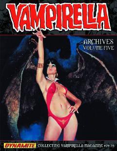 VAMPIRELLA ARCHIVES HC 05