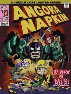 ANGORA NAPKIN HC 02