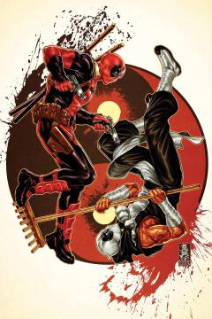 DEADPOOL IV (1-45)