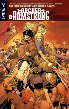 ARCHER & ARMSTRONG TP 07 ONE PERCENT & OTHER TALES