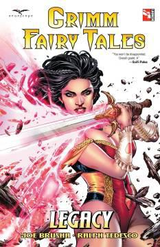 GRIMM FAIRY TALES LEGACY TP 01