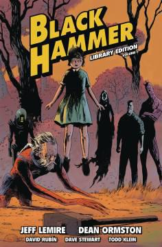 BLACK HAMMER LIBRARY ED HC 01