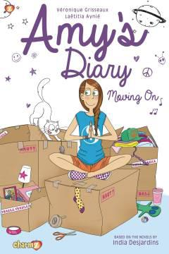 AMYS DIARY HC 03 MOVING ON