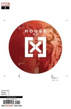 HOUSE OF X - #1 4th ptg var-c