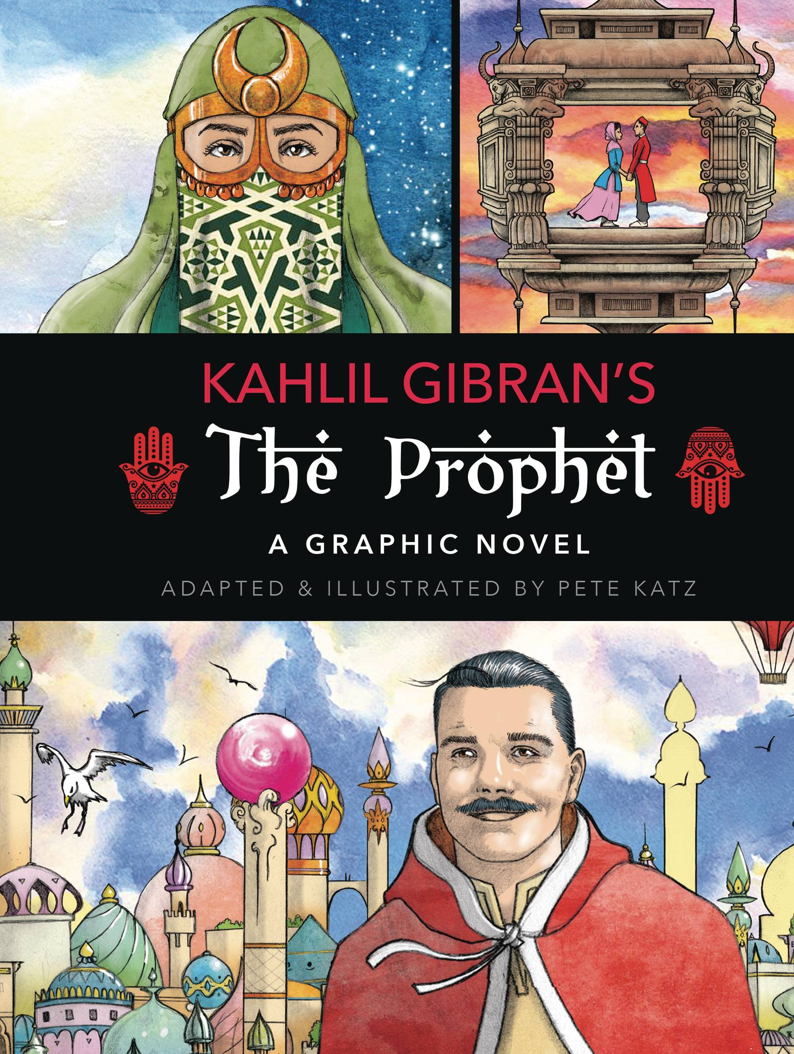 GIBRAN THE PROPHET TP