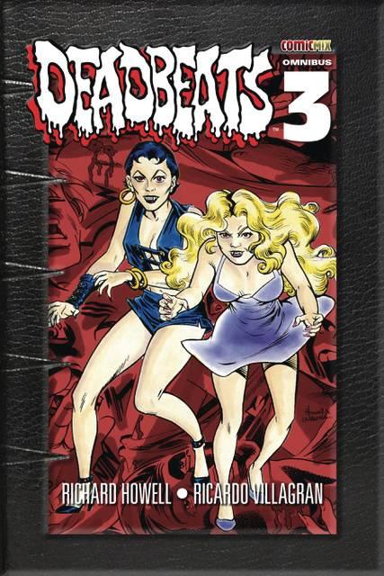DEADBEATS OMNIBUS TP 03