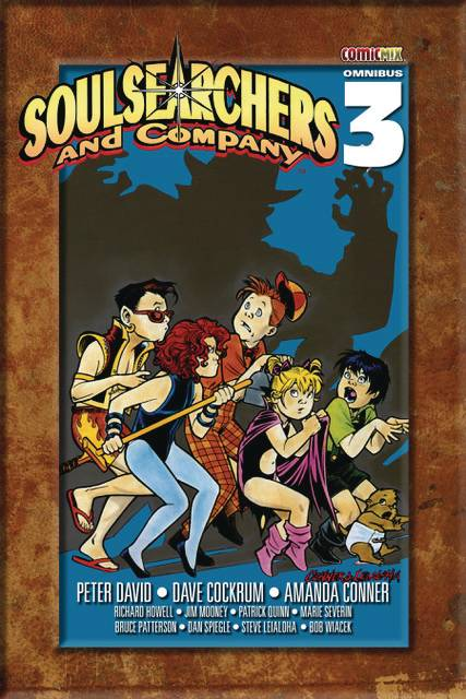 SOULSEARCHERS AND COMPANY OMNIBUS TP 03