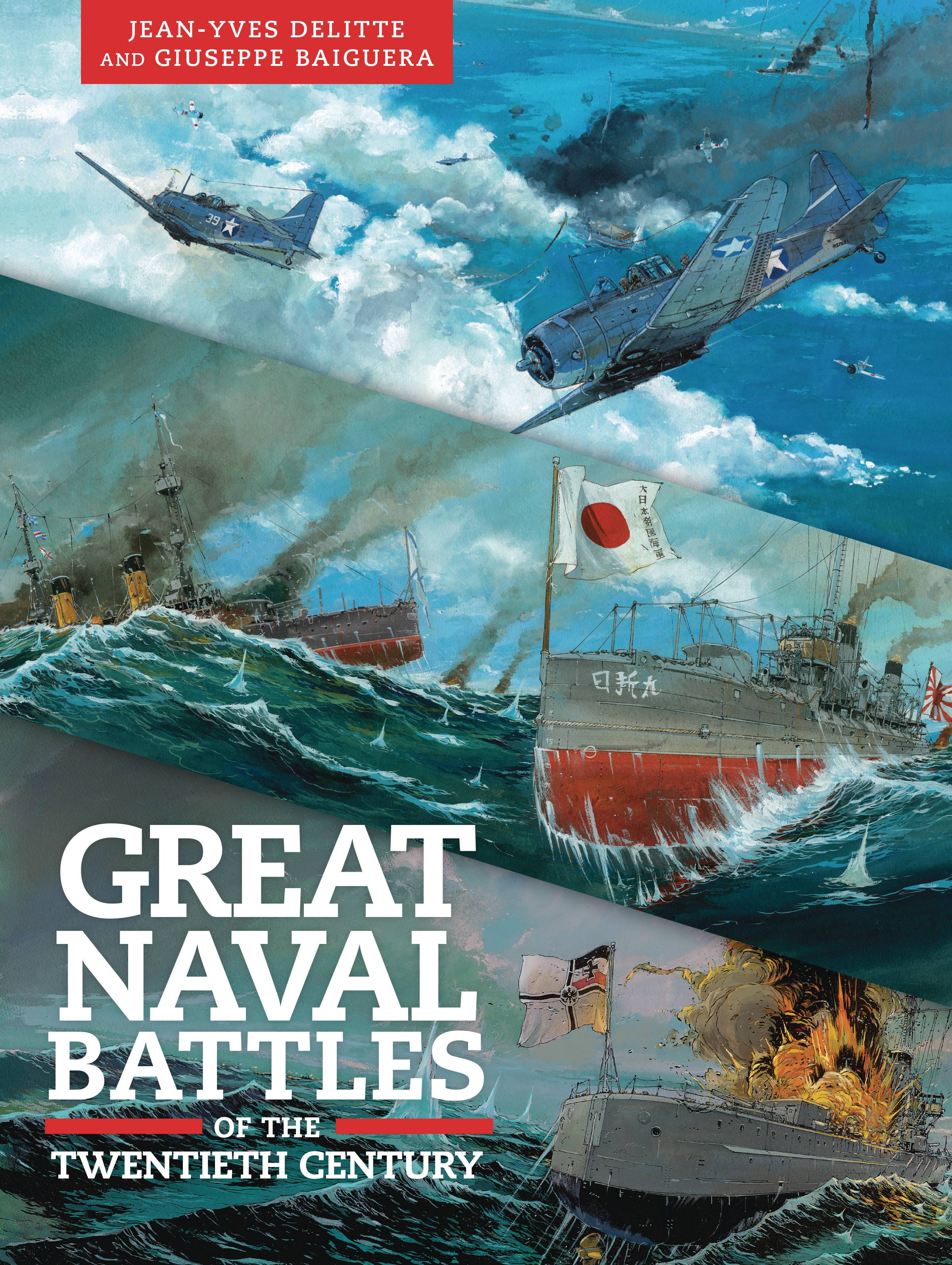 GREAT NAVAL BATTLES OF THE TWENTIETH CENTURY TP