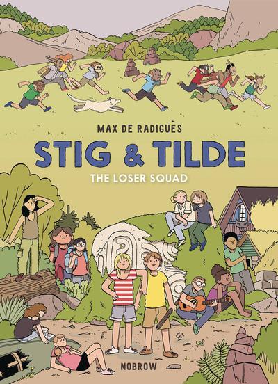 STIG AND TILDE TP 03 LOSER SQUAD
