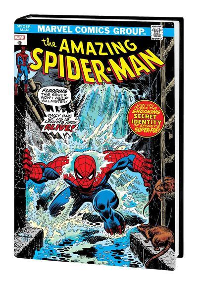 AMAZING SPIDER-MAN OMNIBUS HC 05