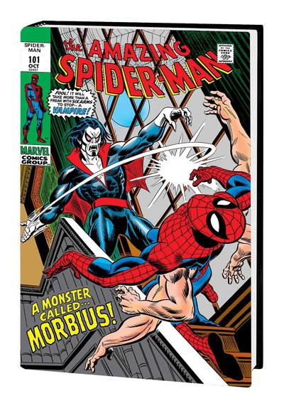 AMAZING SPIDER-MAN OMNIBUS HC 03