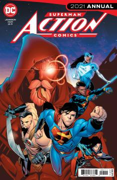 ACTION COMICS 2021 ANNUAL