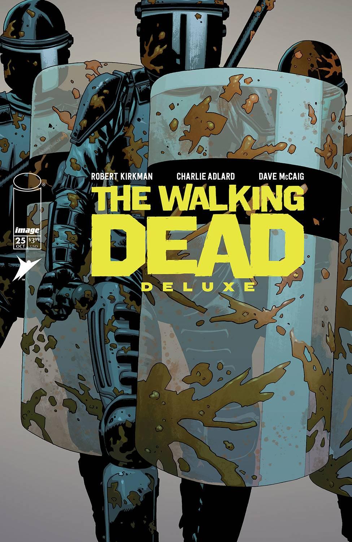 WALKING DEAD DLX