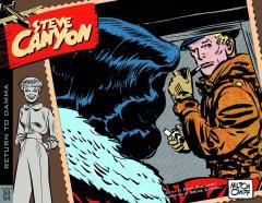 STEVE CANYON HC 04 1953-1954